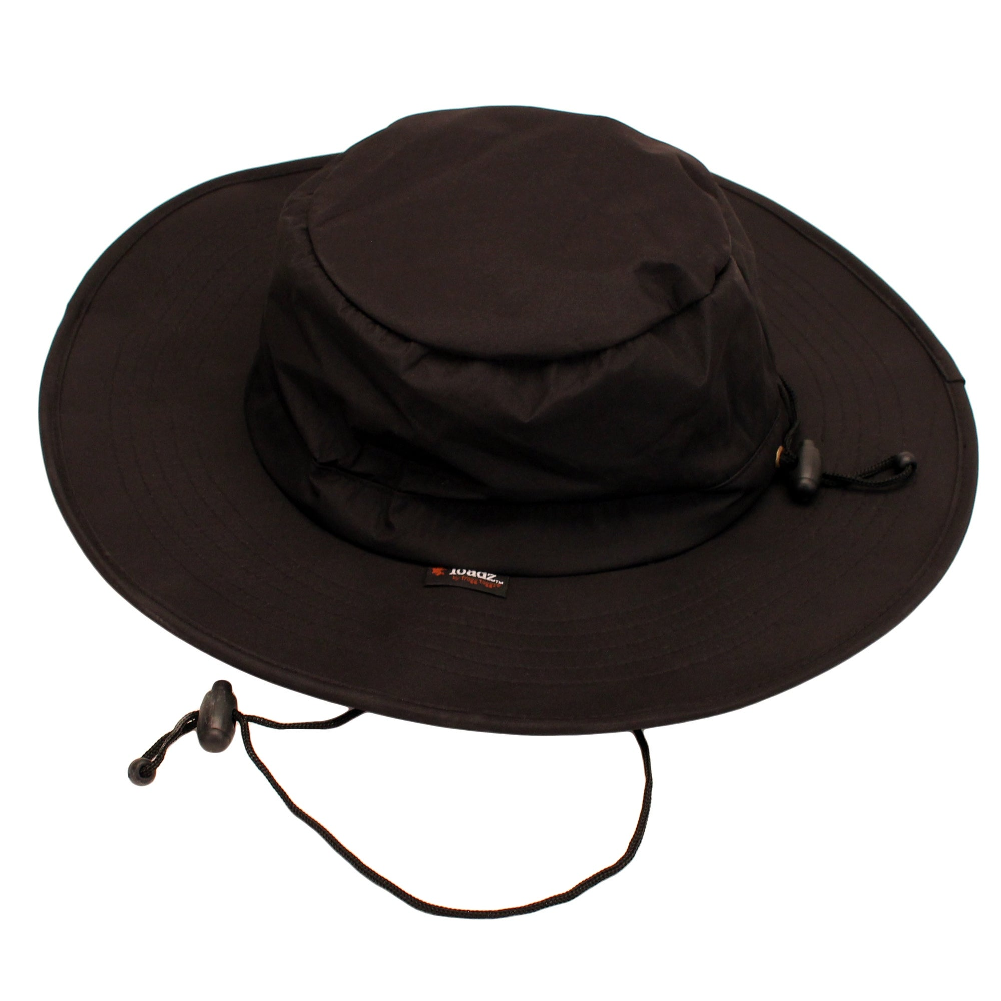 2b047c5ff025f Shop Frogg toggs nth103-01 frogg toggs nth103-01 toadz boonie hat black -  Free Shipping On Orders Over  45 - Overstock - 19210818