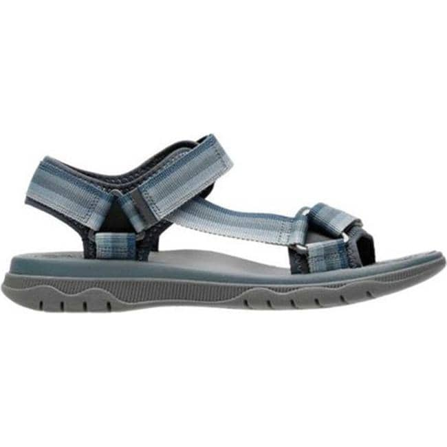 60d490b1bc1df6 Shop Clarks Men s Balta Reef Active Sandal Grey Synthetic - Free Shipping  Today - Overstock - 20590092