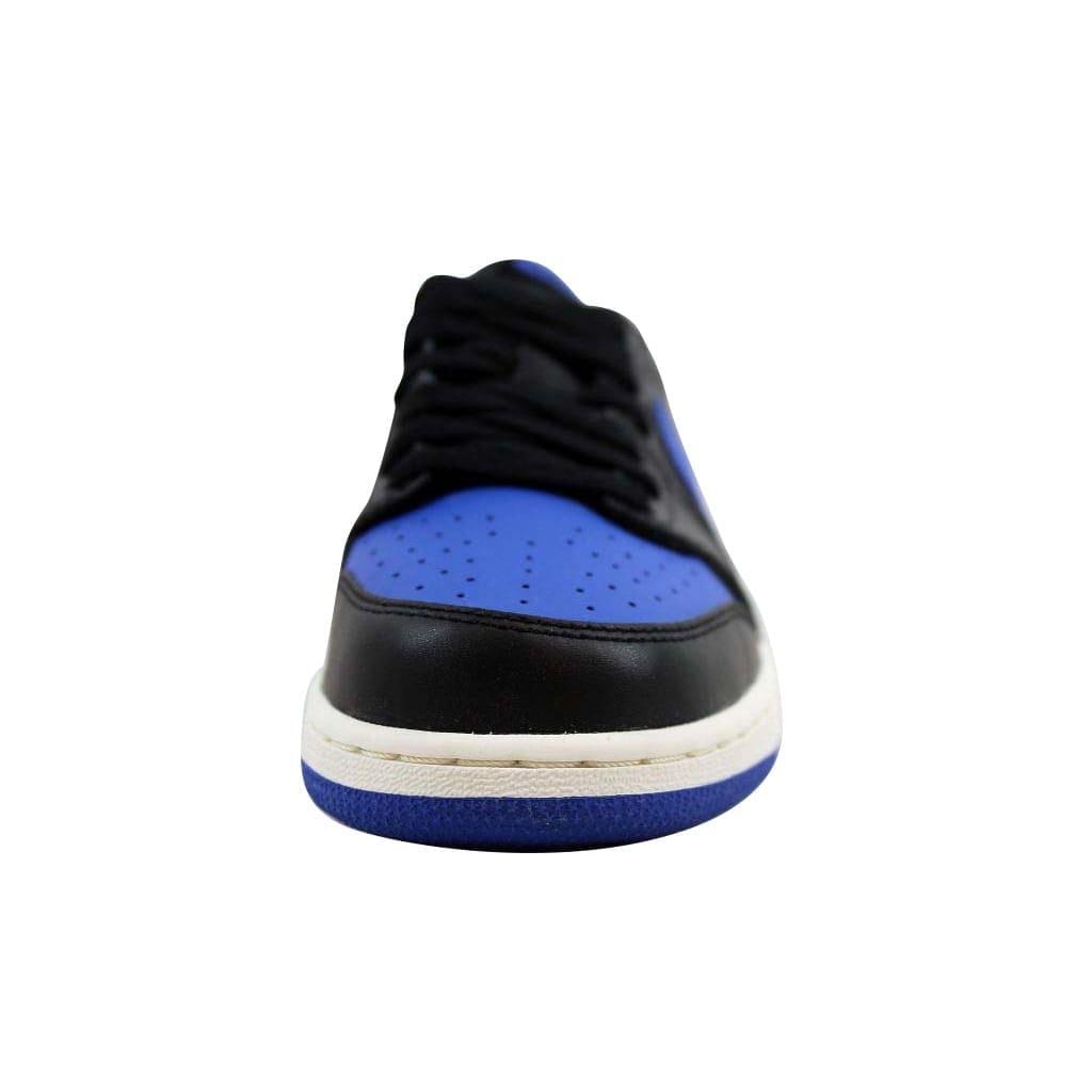 Shop Nike Air Jordan I 1 Retro Low OG BG Black Varsity Royal-Sail 709999-004  Grade-School - On Sale - Free Shipping Today - Overstock - 22531370 7a6f30520