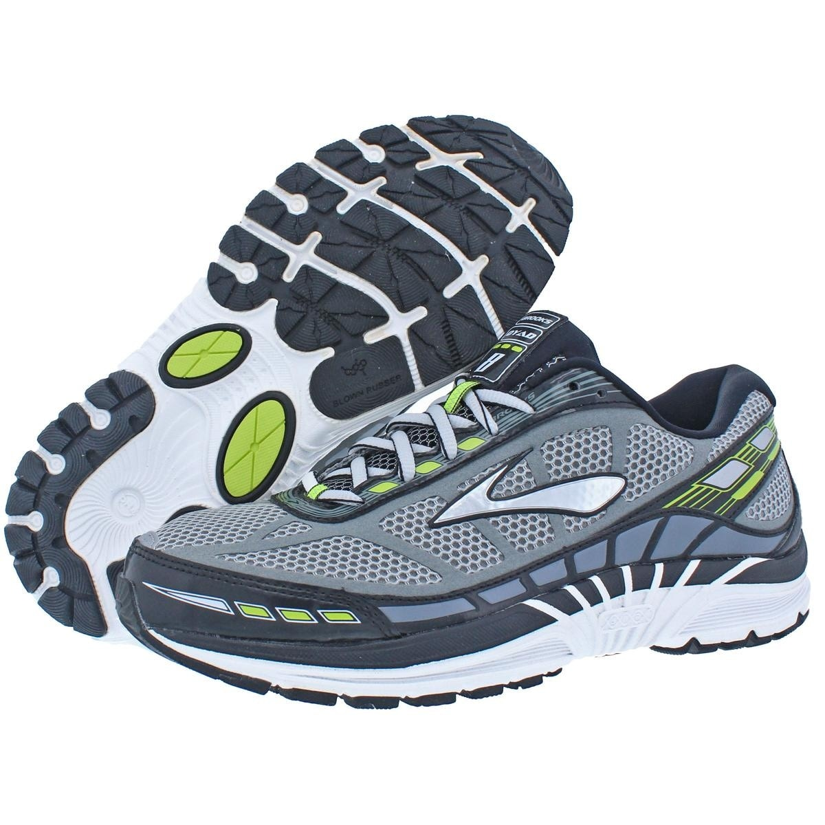 5454f0818c2 Shop Brooks Mens Dyad 8 Running Shoes Running Lightweight - 8 extra wide  (4e) - Free Shipping Today - Overstock.com - 22581426