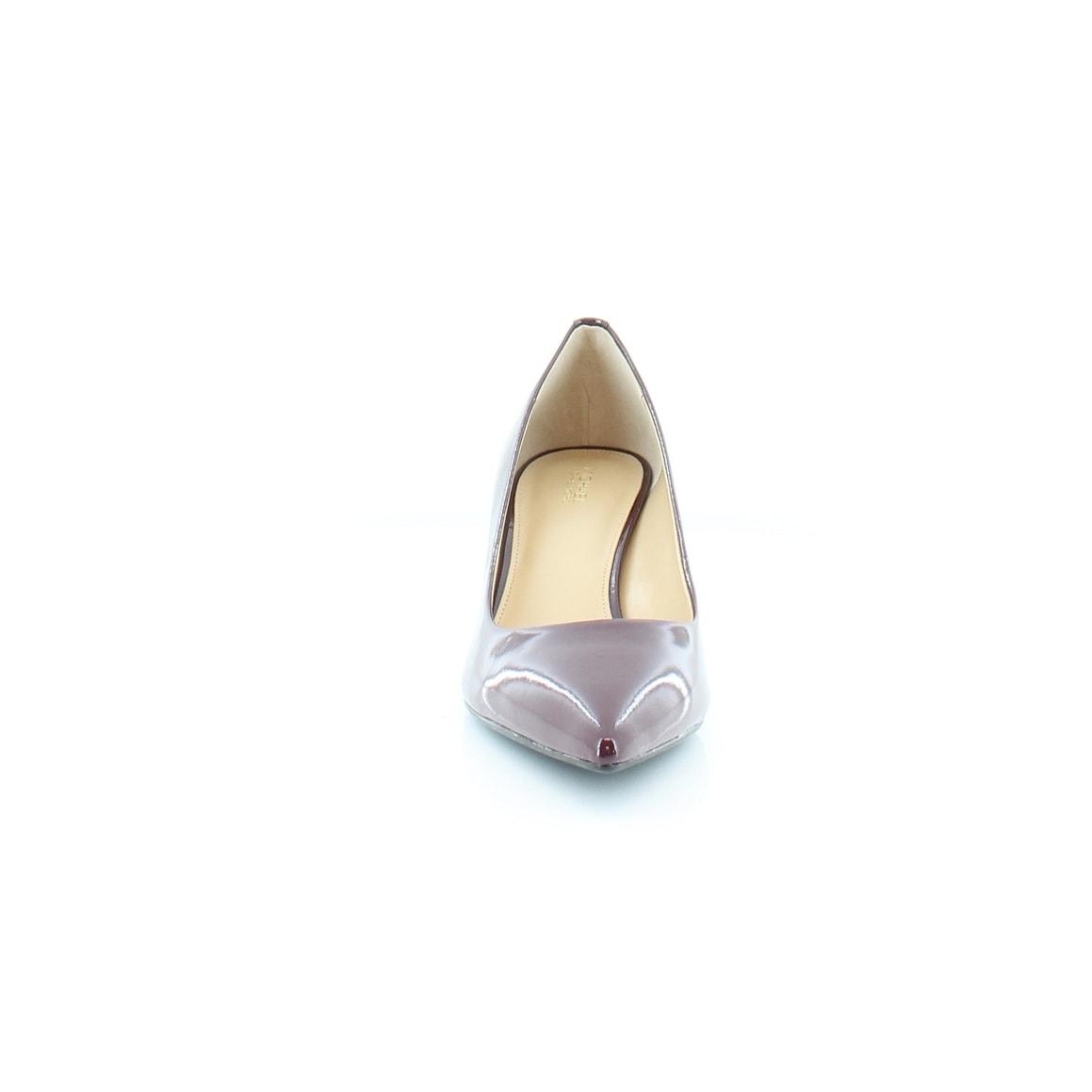 16df7d00f9c Shop Michael Kors MK Flex Women s Heels Plum - 7.5 - Free Shipping Today -  Overstock - 23550604