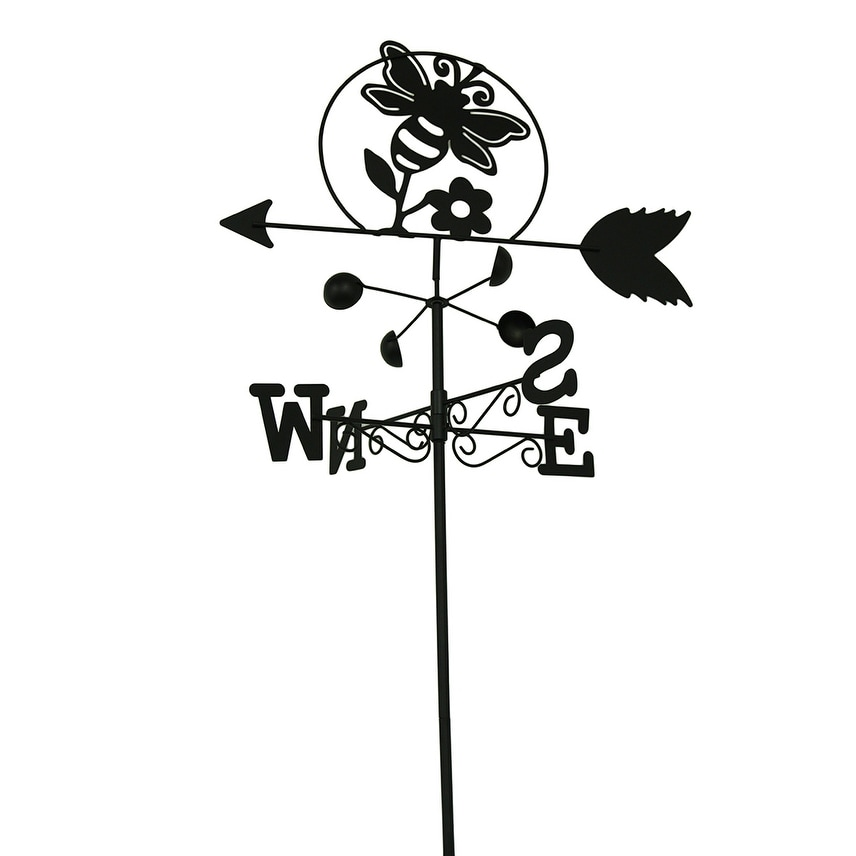 66 Inch Tall Blebee Decorative Weathervane Metal Garden Stake Free Shipping On Orders Over 45 23501162
