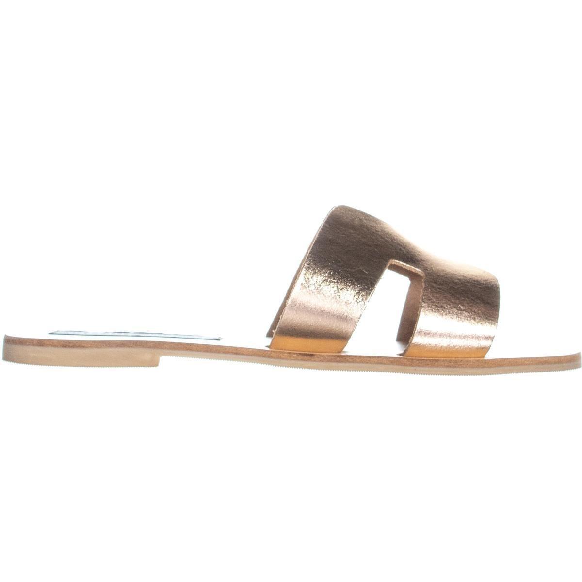 84d532062ea Shop STEVEN Steve Madden Greece Flat Sandals