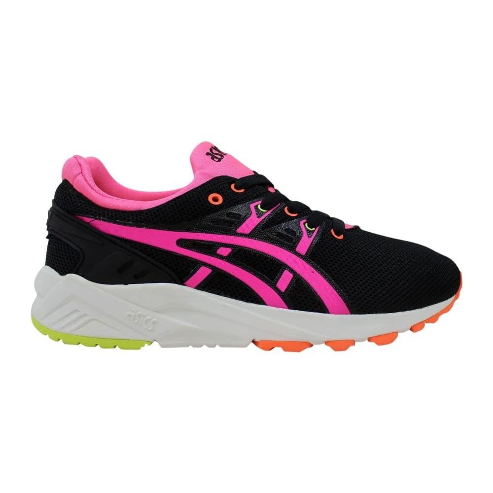 competitive price 73fa7 cf9dd Asics Gel Kayano Trainer Evo Black/Pink H57BQ 9035 Women's