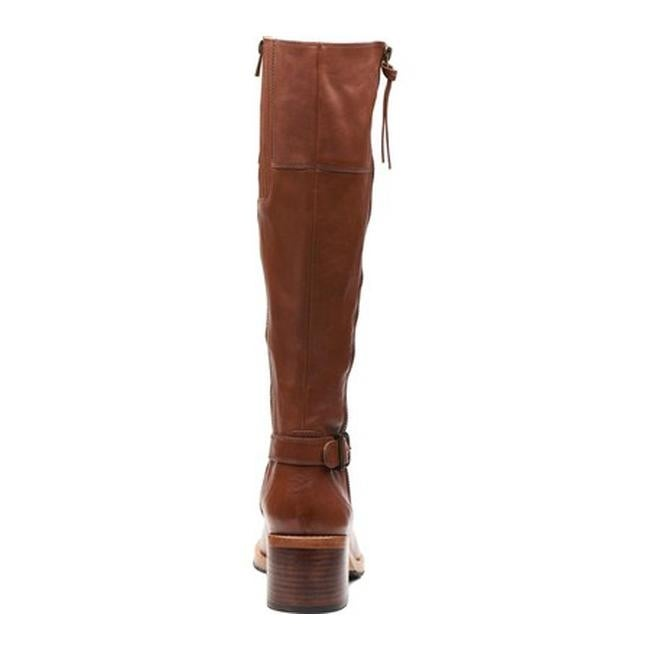 6c6bec5a0f6 Shop Clarks Women s Clarkdale Sona Knee High Boot Dark Tan Full Grain  Leather - On Sale - Ships To Canada - Overstock - 25586241