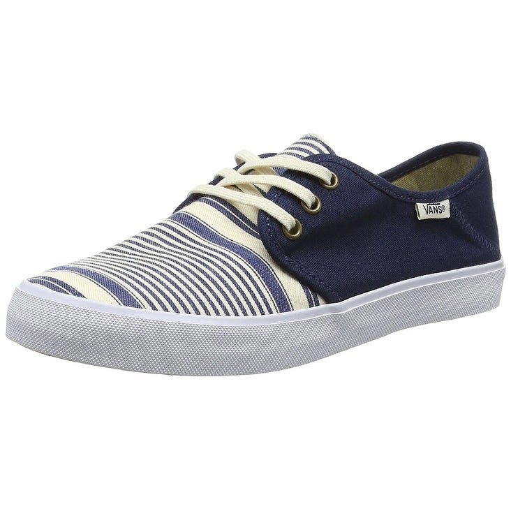 1805ee63a4 Shop Vans Womens Tazie SF Canvas Low Top Lace Up Fashion Sneakers - Ships  To Canada - Overstock - 18539283