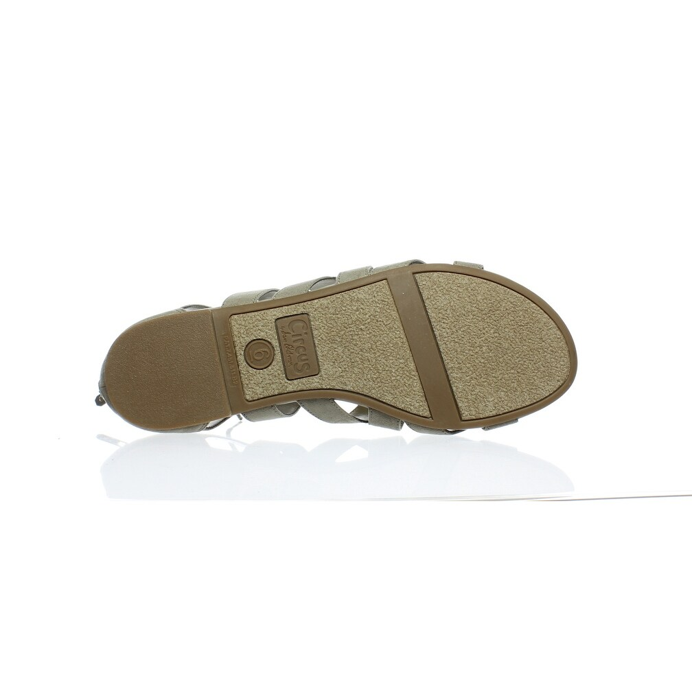 7d097184a52b Shop Circus by Sam Edelman Womens Hagan Putty Slides Size 6 - Free Shipping  On Orders Over  45 - Overstock.com - 24120935