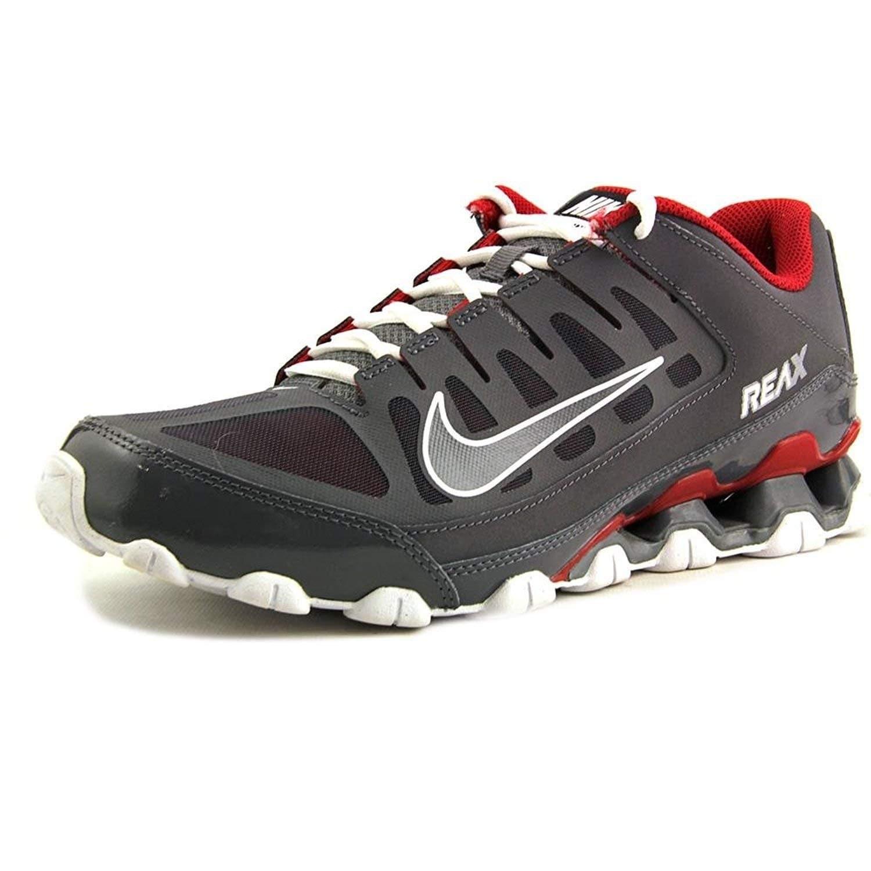 b9c60b3c8ef Shop Nike Black Reax 8 Tr Cross-Trainers - Men (10.5 D(M) Us) - Free  Shipping Today - Overstock - 25591814