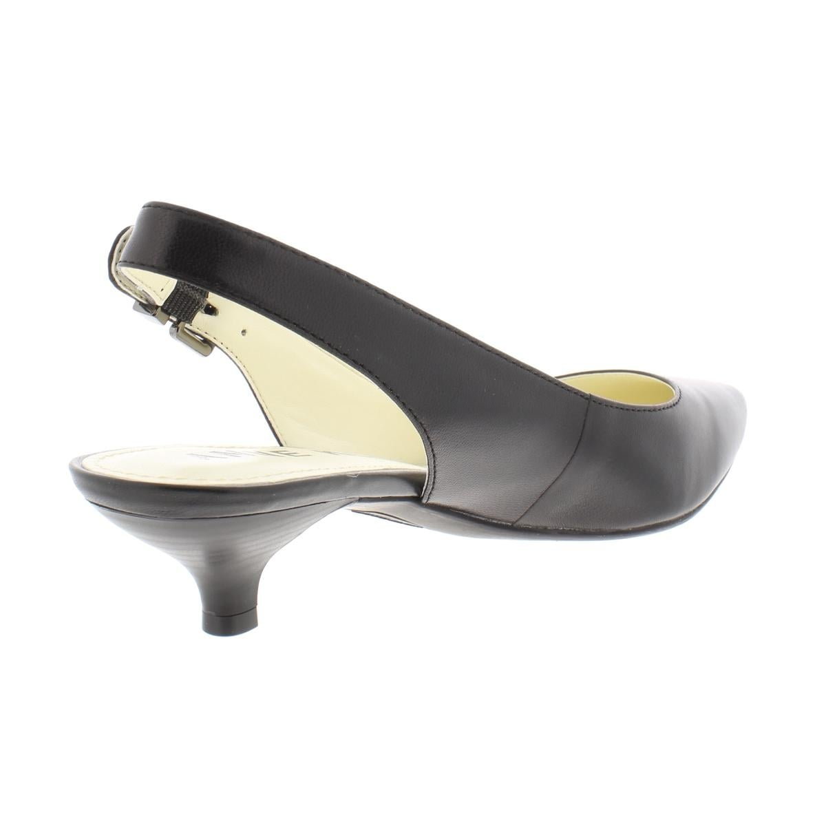 0789c4dc94f Shop Anne Klein Womens Expert Kitten Heels Pointed Toe - Free Shipping  Today - Overstock - 21027813