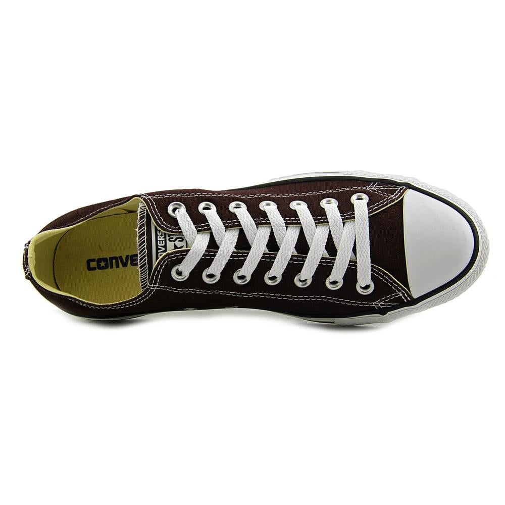 e7b5858f10bd Shop Converse Chuck Taylor All Star Ox Men Round Toe Canvas Brown Sneakers  - Ships To Canada - Overstock - 15958719
