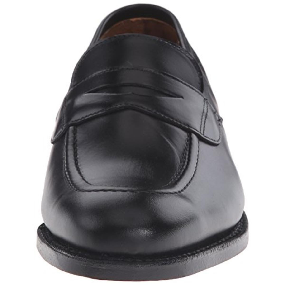 2265df638cd Shop Allen Edmonds Mens Lake Forest Penny Loafers Leather Slip On - 10  extra wide (e+