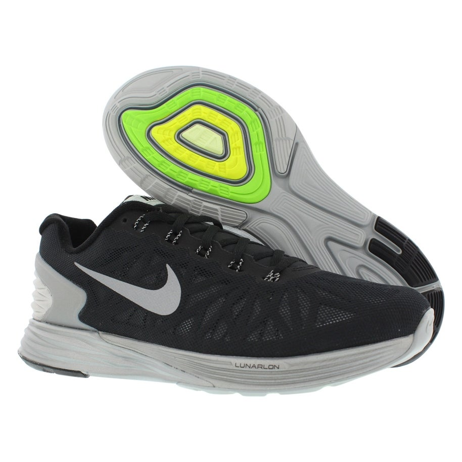 e6cd516eb9da9 Shop Nike Lunarglide 6 Flash Running Women s Shoes - 6 b(m) us - Free  Shipping Today - Overstock - 22401240