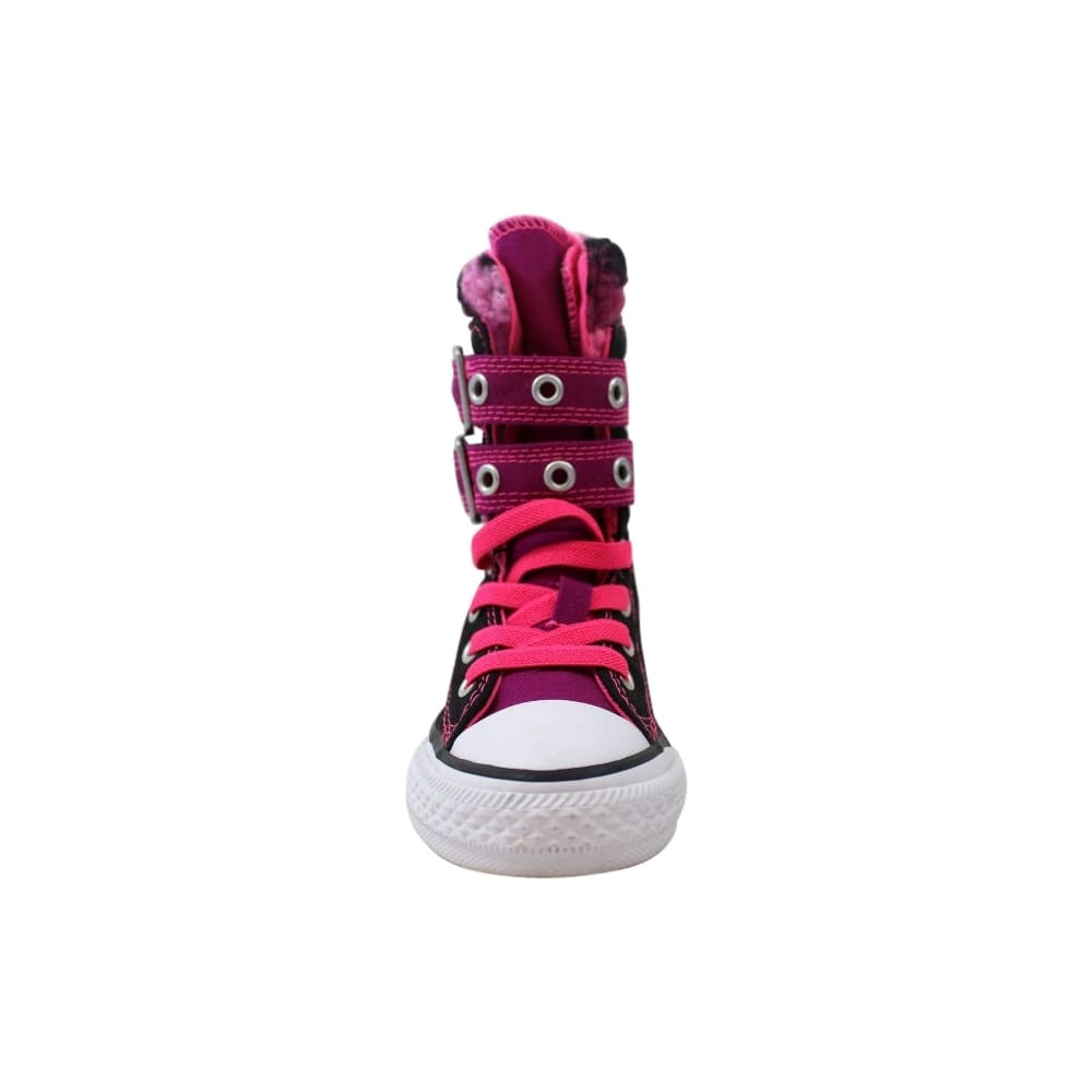02fbcadc4d0 Shop Converse Chuck Taylor Glendale Xhi Black/Pink S 650010C Pre-School -  Free Shipping On Orders Over $45 - Overstock - 27640530