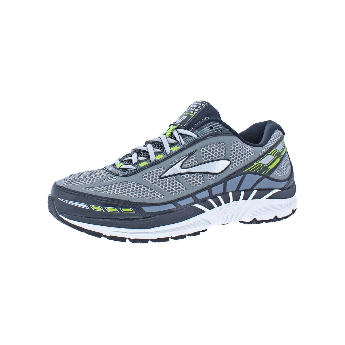 07f2389d220 Shop Brooks Mens Dyad 8 Running Shoes Running Lightweight - 8 extra wide  (4e) - Free Shipping Today - Overstock - 22581426
