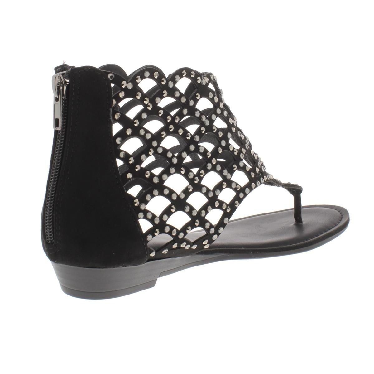 d645b6c3c13cf9 Shop Zigi Soho Womens Melaa Thong Sandals Rhinestone - Free Shipping On  Orders Over $45 - Overstock - 27592825