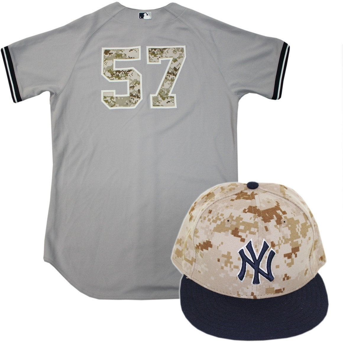 Shop Vidal Nuno Set NY Yankees Memorial Day 2014 Game Used Jersey and Hat  Set - Free Shipping Today - Overstock - 20258729 b3169b33e91
