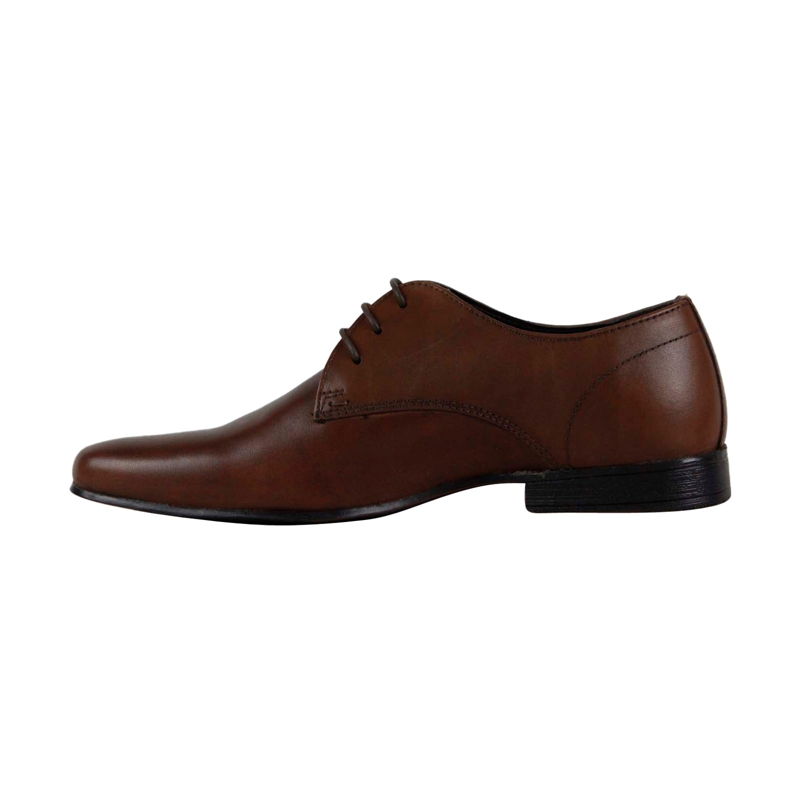43364dd79b6a Shop Kenneth Cole Reaction Shop-Ping List Mens Brown Casual Dress Oxfords  Shoes - Free Shipping Today - Overstock - 22897879