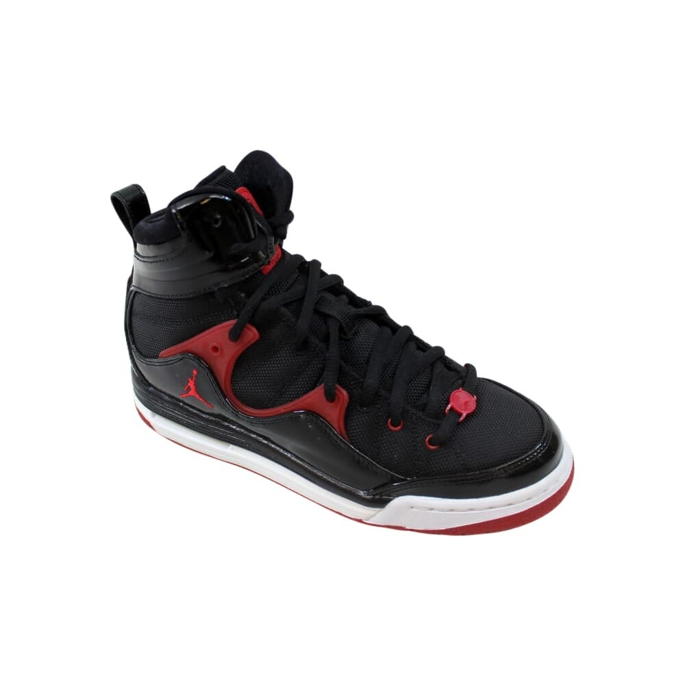 revendeur 4e5dd 55ee0 Nike Grade-School Air Jordan Flight TR' 97 Black/Gym Red-White 428827-011