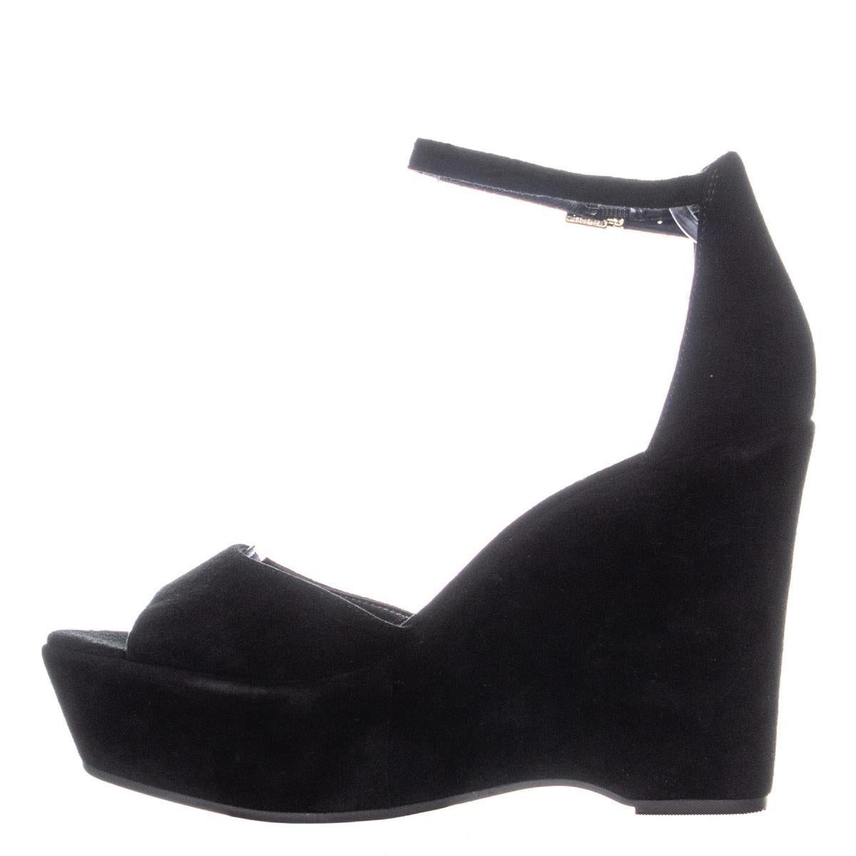 0622ecf184ca Shop Vince Camuto Tatchen Ankle Strap Wedge Sandals