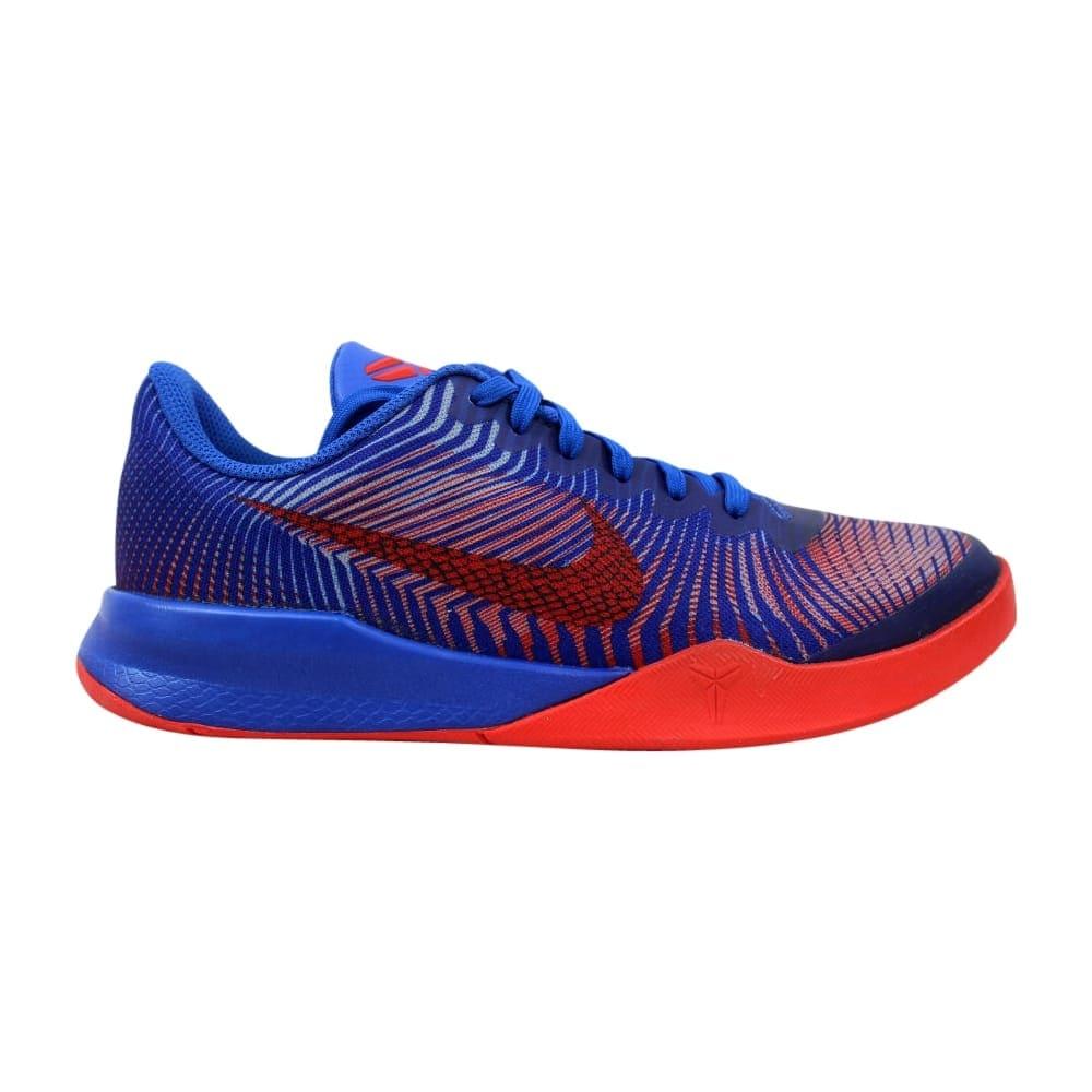 low priced b3afc 167a8 Nike KB Mentality II 2 Game Royal University Red-Pure Platinum Kobe  820322-401 Grade-School