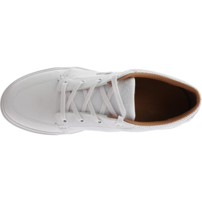 Men's Prm Lacoste White Leathersynthetic Bayliss Vulc tBQrCshdx