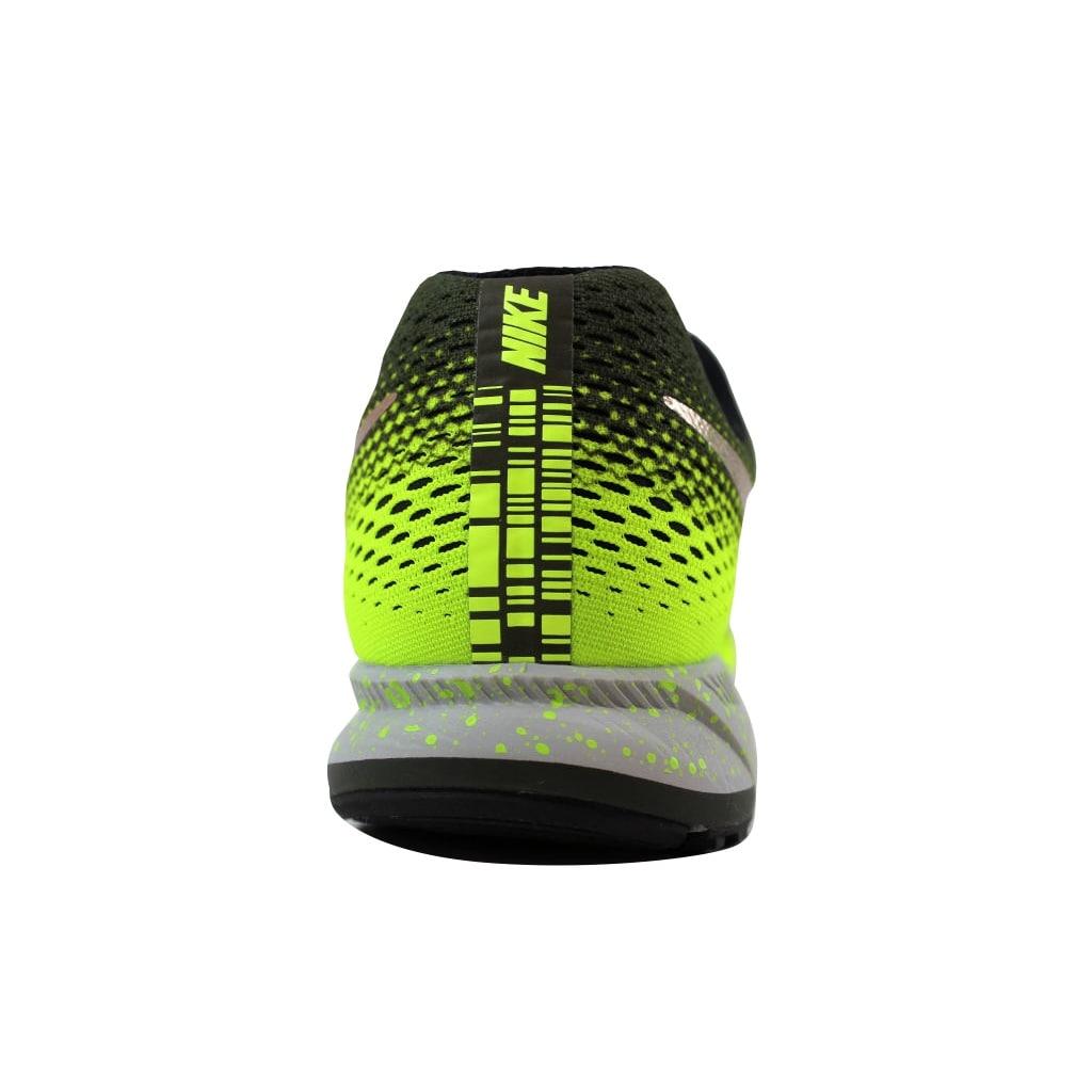 d07e31e092141 Shop Nike Men s Air Zoom Pegasus 33 Shield Cargo Khaki Metallic Red  Bronze-Volt 849564-300 - Free Shipping Today - Overstock - 21141330