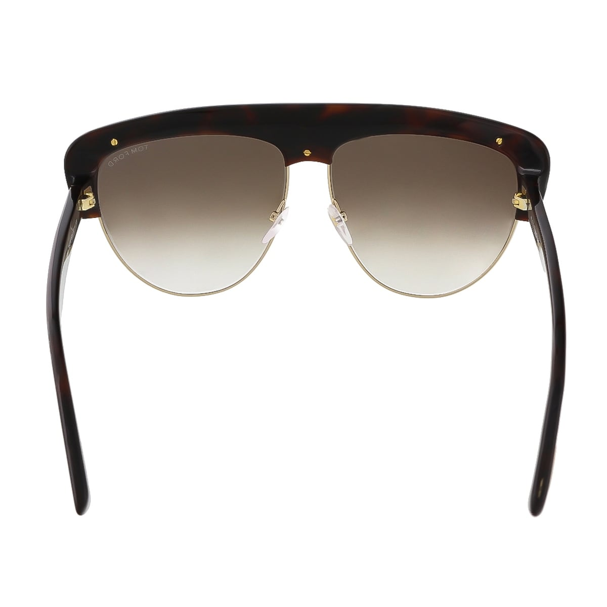 1da5192fa6d1 Shop Tom Ford FT0318 S 52G Liane Brown Aviator Sunglasses - Free Shipping  Today - Overstock - 13241556