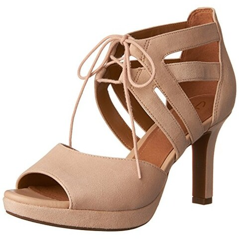56356d8183e Shop CLARKS Womens Mayra Ellie Leather Open Toe Casual Ankle Strap Sandals  - Free Shipping Today - Overstock - 21184310