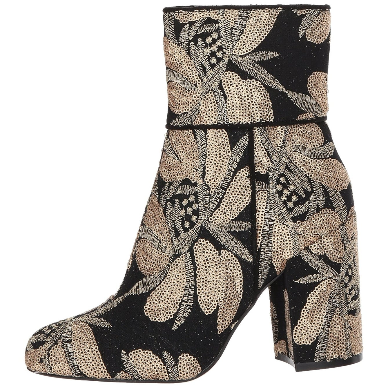 05b203cd6c9 Steve Madden Womens Goldie Fabric Closed Toe Ankle Fashion Boots