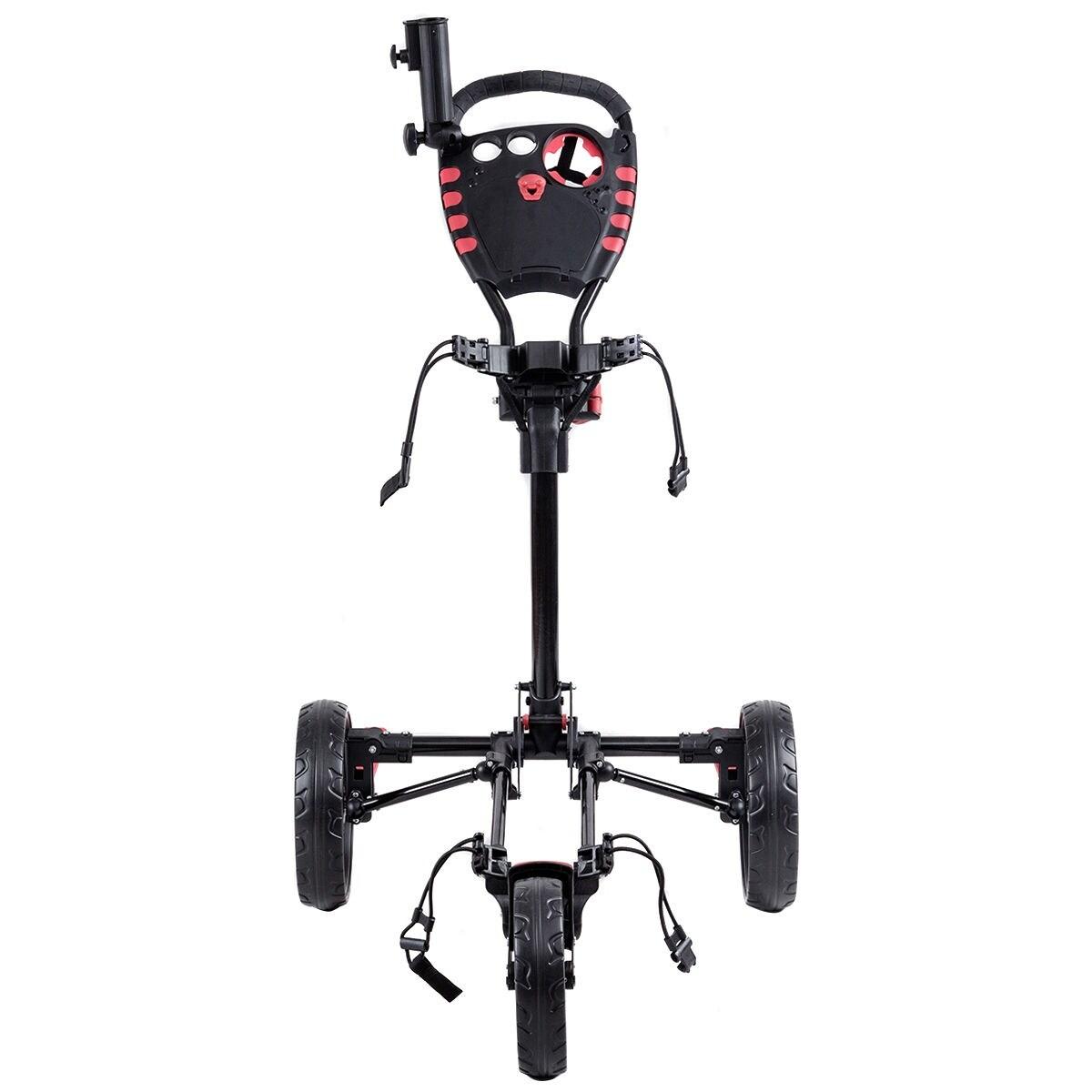 Shop Costway Lightweight Foldable 3 Wheel Golf Pull Push Cart ... on