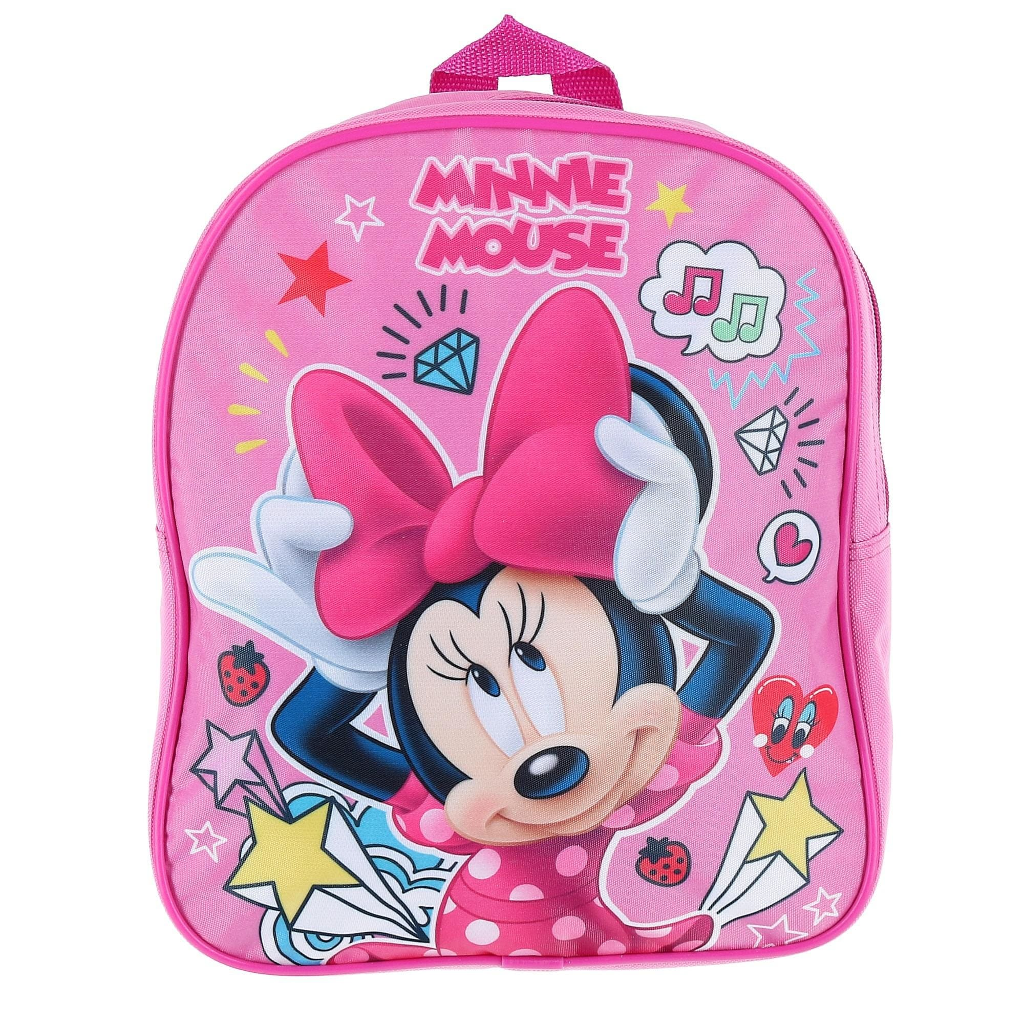 afcc8dab3b0 Shop Disney Kids  12-inch Minnie Mouse Backpack - one size - Free ...