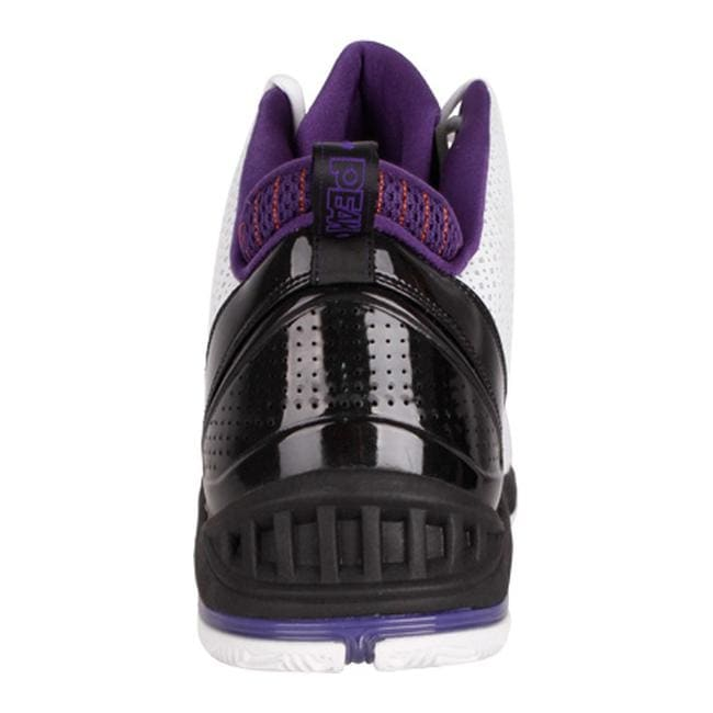 3df4a8ae0d6d Shop Peak Men s Jason Richardson Basketball Shoe White Plum - Free Shipping  Today - Overstock - 12152329