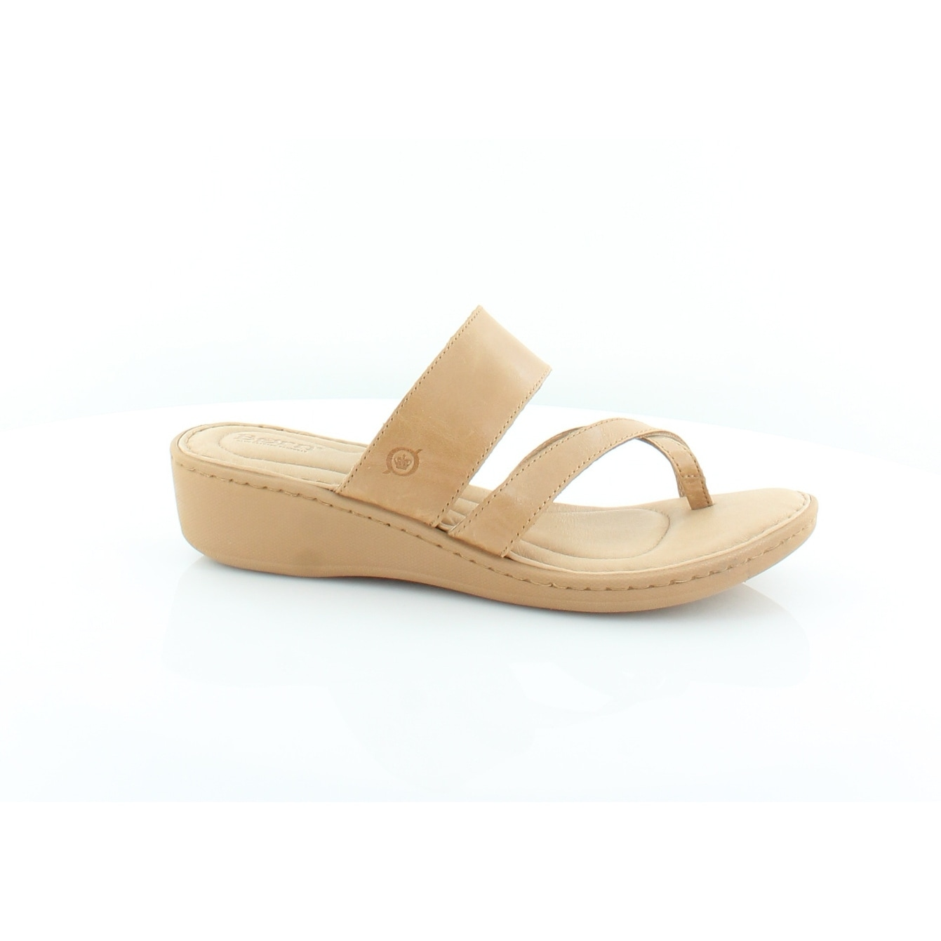 673d8f891611 Shop Born Siene Women s Sandals Tan - Free Shipping Today - Overstock -  27345411