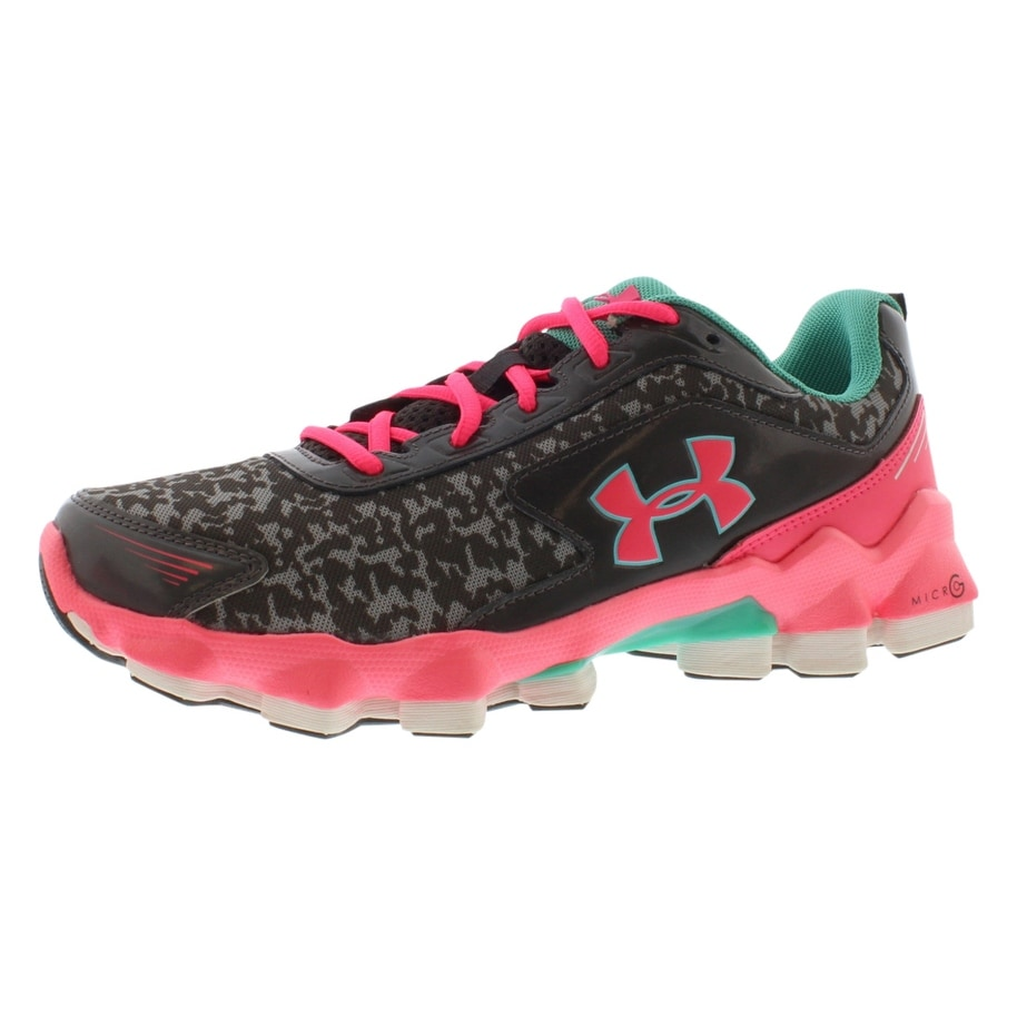 Under Armour Micro G Nitrous Running Grade School Kid s Shoes - 7 big kid m 0626e1309