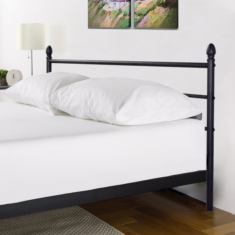 Shop VECELO Full//Queen/Twin size Platform Bed Frame,Box Spring ...
