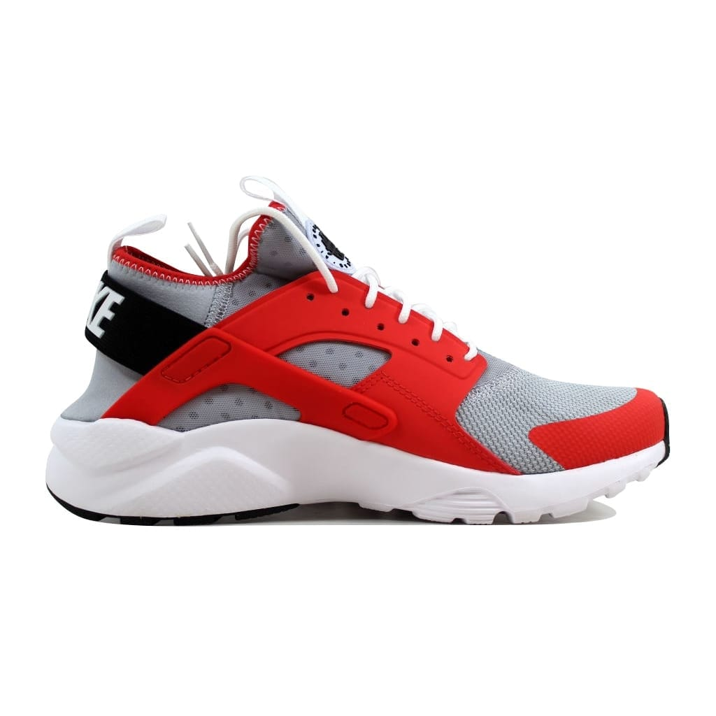 buy online fcdcc 4924b Shop Nike Men s Air Huarache Run Ultra Max Orange Black-Wolf Grey nan  819685-800 Size 7.5 - Ships To Canada - Overstock - 22919496