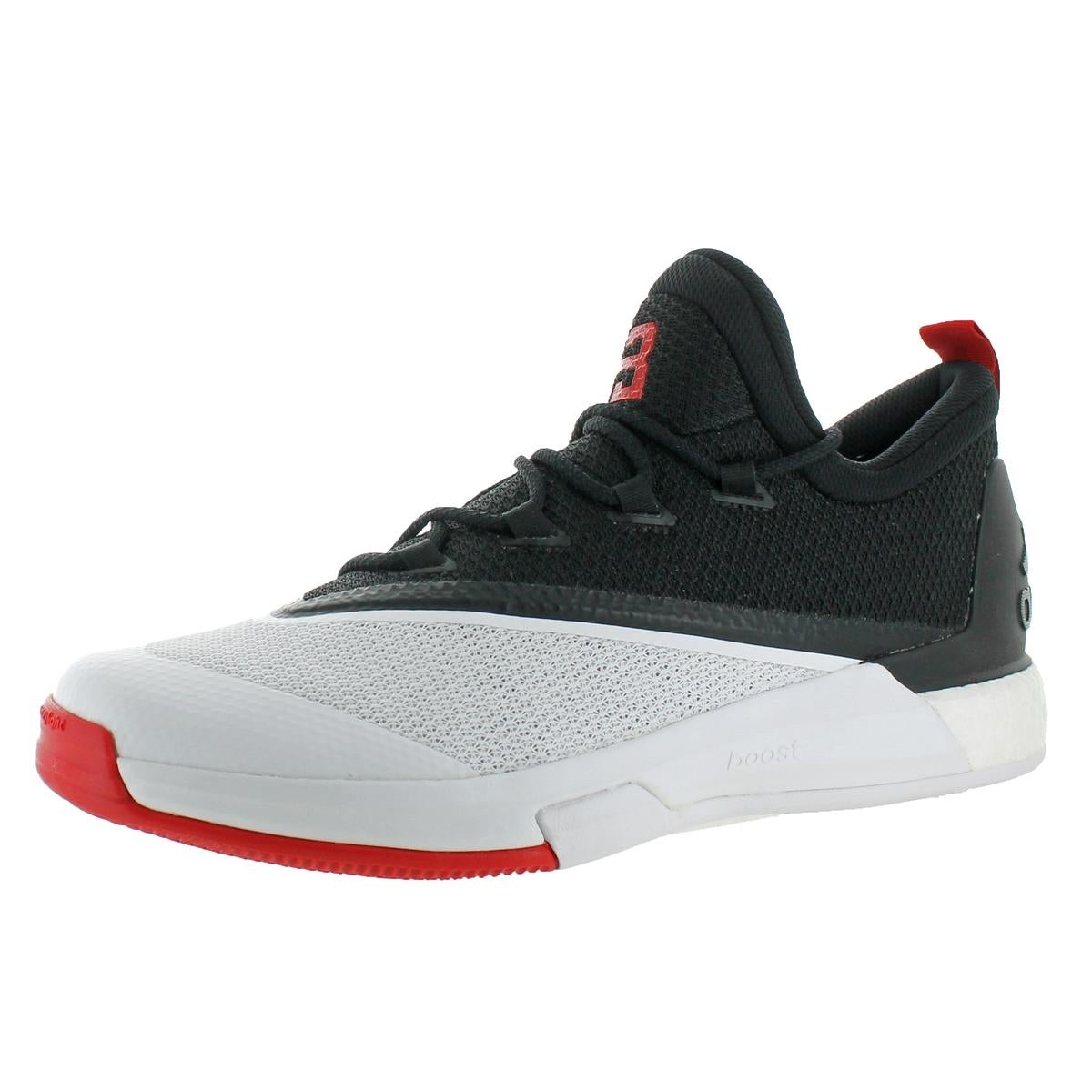 buy online ae137 74e8f Shop Adidas Mens Harden Crazylight Boost 2.5 Basketball Shoes Mid Top  Stable Frame - 10.5 medium (d) - Free Shipping Today - Overstock - 22612808