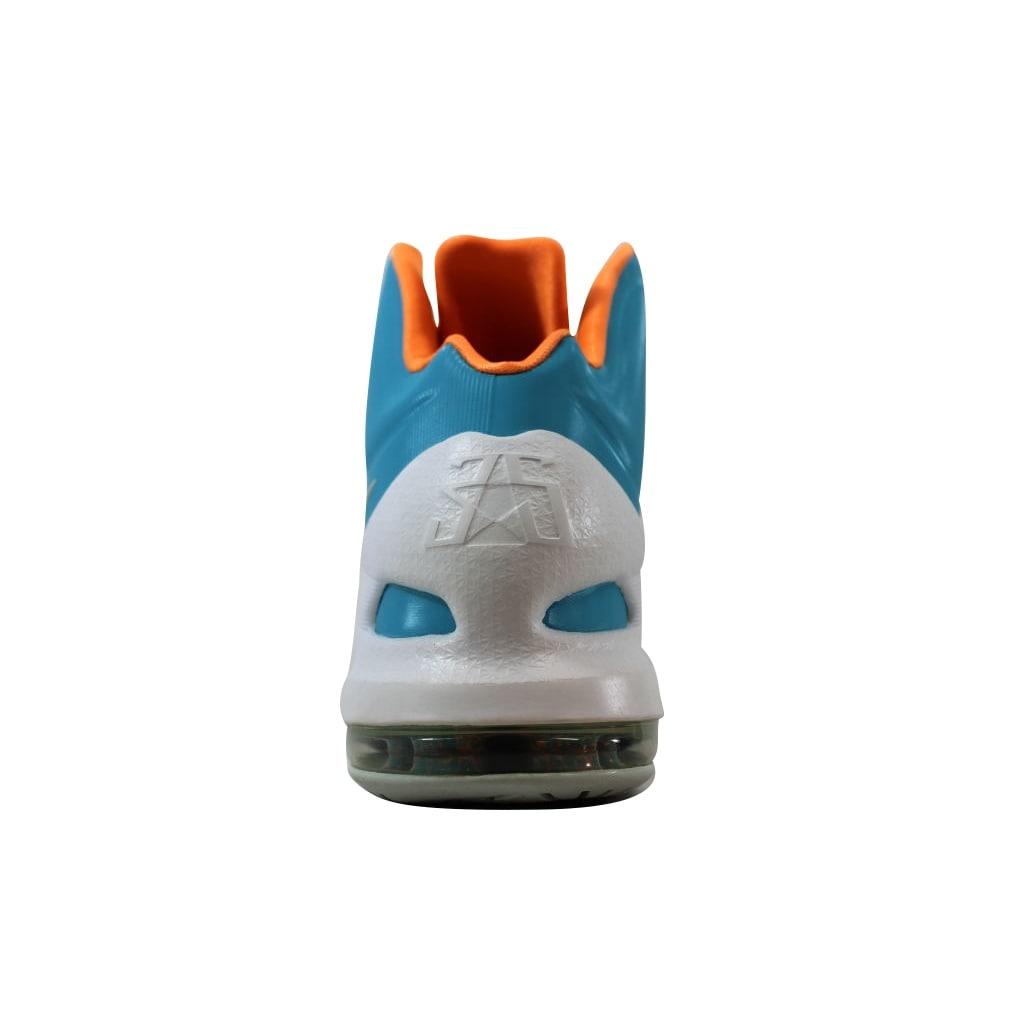 huge selection of 43787 c0e23 Shop Nike Men s KD V 5 Easter Turquoise Blue Bright Citrus-Fiberglass 554988 -402 Size 10 - Free Shipping Today - Overstock - 21141324