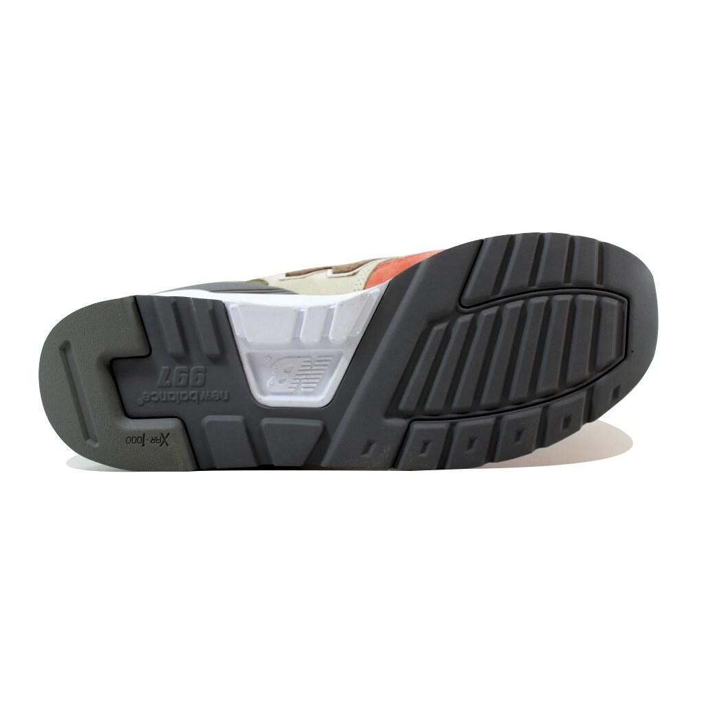 brand new 5816e 8ed41 New Balance Men's 997 Desert Heat Brown/Bone-Sunset M997CSU Size 8