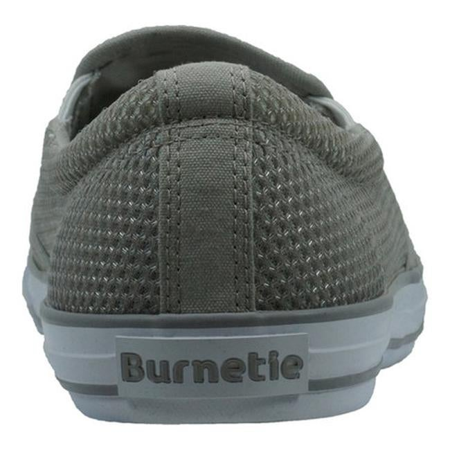 c6c3095264ba9 Burnetie Men's Skid II Slip On Grey Textile