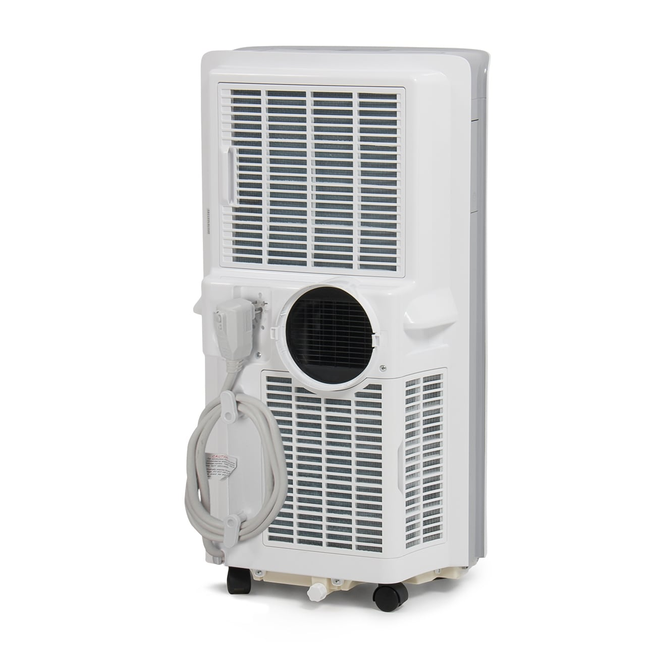shop della 14000 btu evaporative portable air conditioner heater dehumidifier cooling function led panel control free shipping today - Air Conditioner And Heater