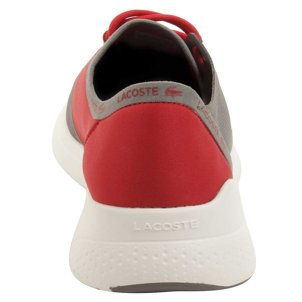 920ee9432e53 Shop Lacoste Men s LT Fit 118 4 Sneaker - Free Shipping Today - Overstock -  21155794