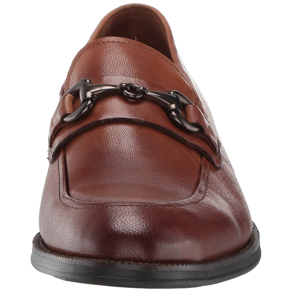 9bb6217e2bc5a Kenneth Cole New York Mens Brock Leather Closed Toe Penny Loafer