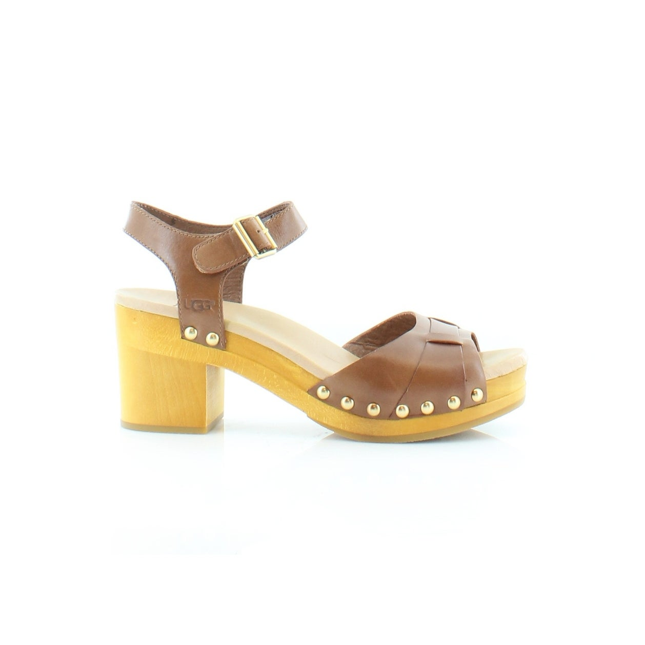 UGG Janie Women's Heels Rust - Free Shipping On Orders Over $45 - Overstock - 27280104