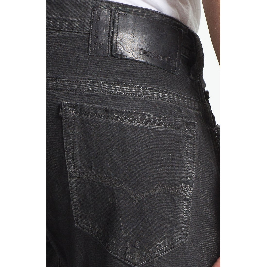 79caf987 Shop Diesel Mens Thavar Black Limited Edition Skinny Jeans 30x32, Retail -  Free Shipping Today - Overstock - 14367929