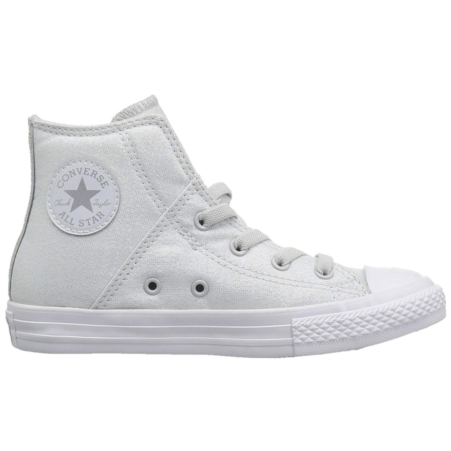 Shop Converse Kids  Chuck Taylor All Star Pull-Zip High Top Sneaker - Free  Shipping On Orders Over  45 - Overstock - 26267136 50335f92c