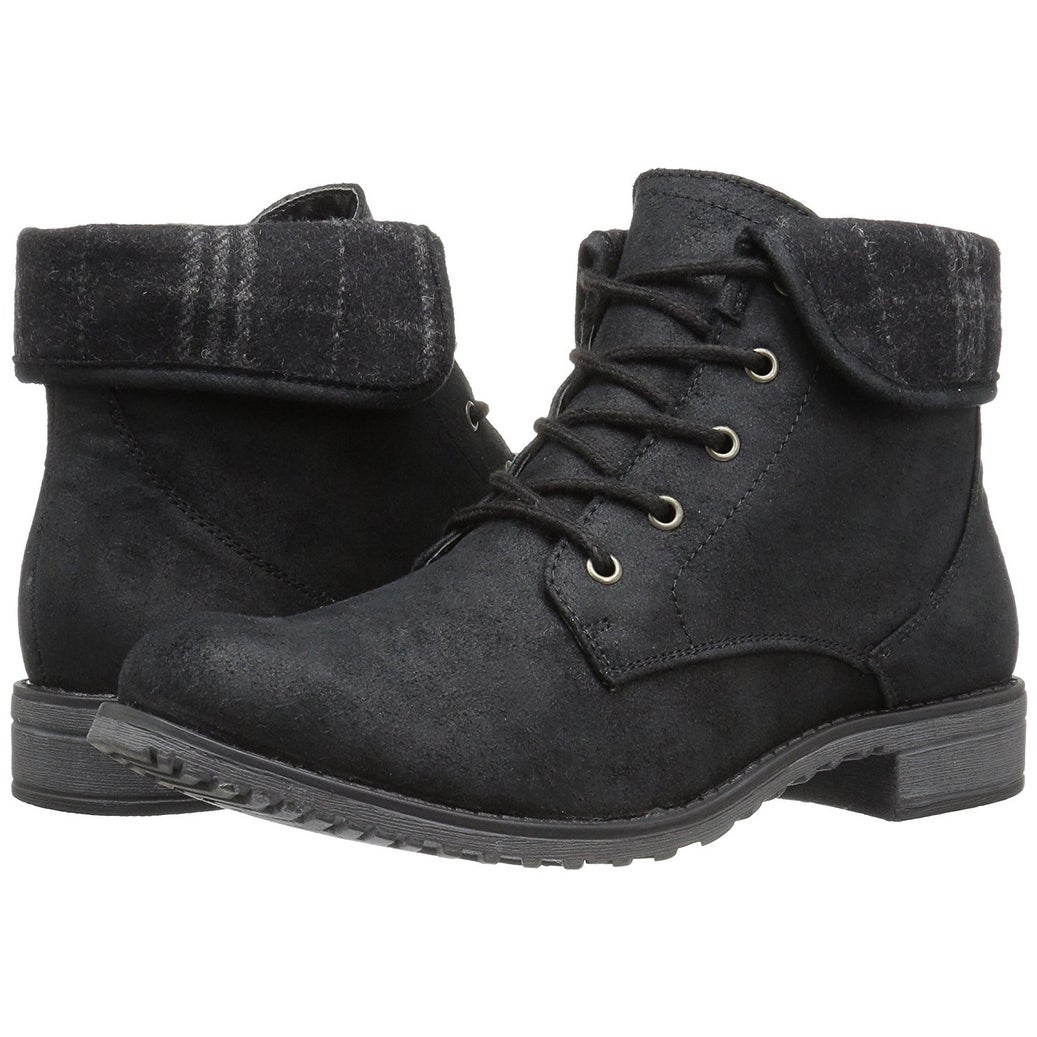 134fe12ad76df Cliffs by White Mountain Womens Neponset Fabric Closed Toe Ankle Fashion  Boots