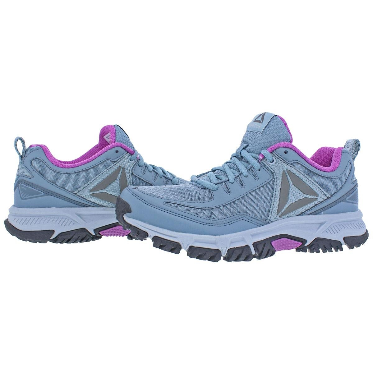 59d74c968a4 Shop Reebok Womens Ridgerider Trail 2.0 Trail Running Shoes EVA Trainer -  Free Shipping On Orders Over  45 - Overstock.com - 22681274
