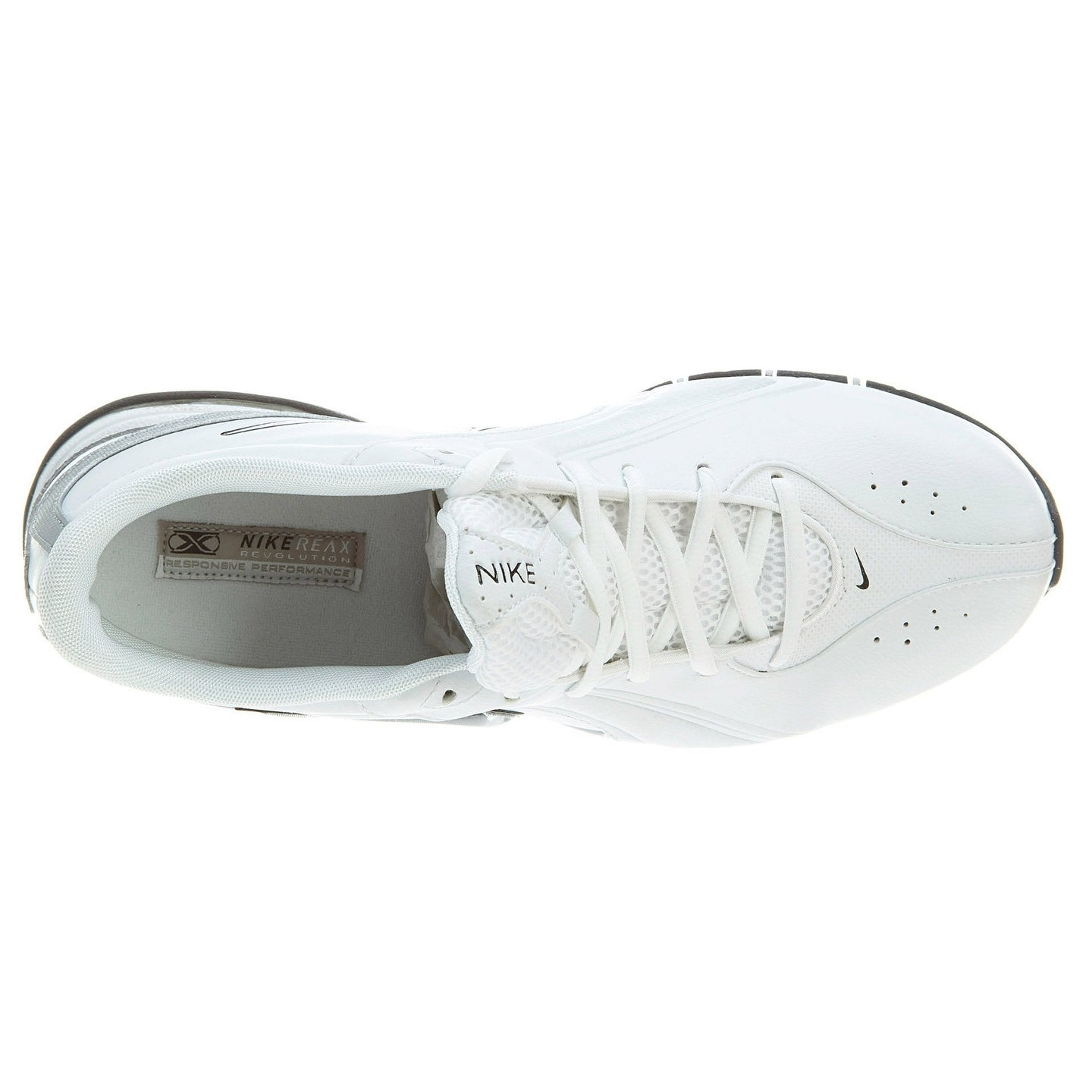 df08c2642d457b Shop New Nike Men s Reax TR III SL Cross Trainer White Silver - white   metallic  silver - Ships To Canada - - 17755607