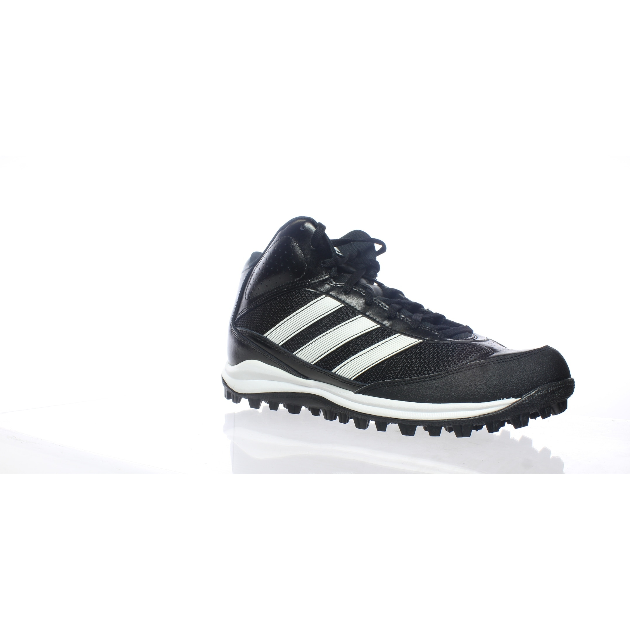 675e23061 Shop Adidas Mens Turf Hog Lx Mid Black Football Cleats Size 10 - Free  Shipping Today - Overstock - 27986470